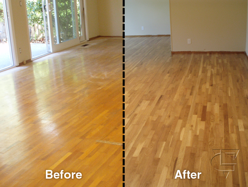 Wood Floor Sanding And Refinishing Service